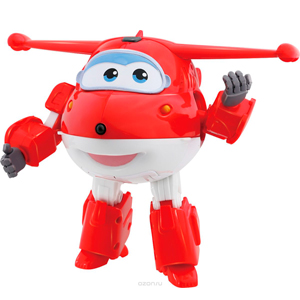 Super Wings Трансформер Джетт YW710310