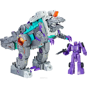 Transformers Трансформер Decepticon Necro & Decepticon Full-Tilt Trypticon